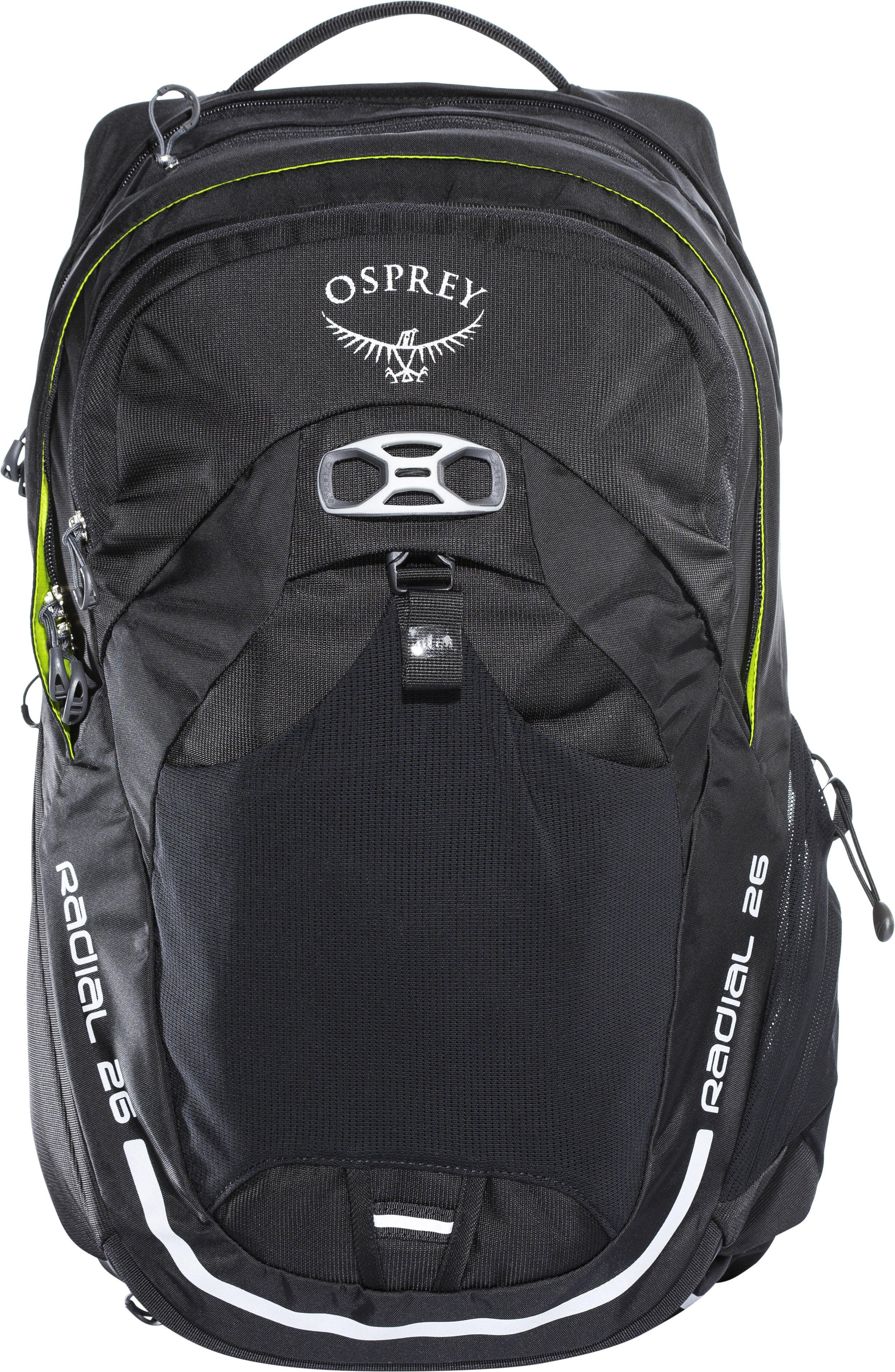 12f66fc015 Osprey Radial 26 Backpack M L black at Bikester.co.uk